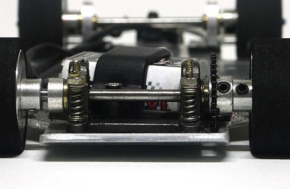Suspension arrière McLaren F1 GTR BRM Gold Serie
