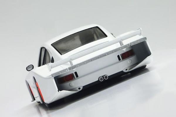 Porsche 935 -Moby Dick - Sideways
