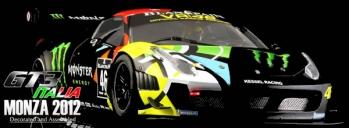 Black Arrow - GT3 - Italia - Monza - 2012
