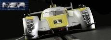 NSR - Audi R18 e-tron quattro Limited Edition Silver Yellow