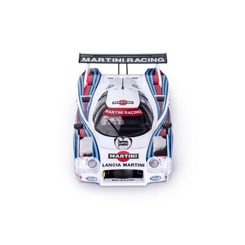 Lancia LC2 n.6 Brands Hatch 1000 Km 1984 -CA08F