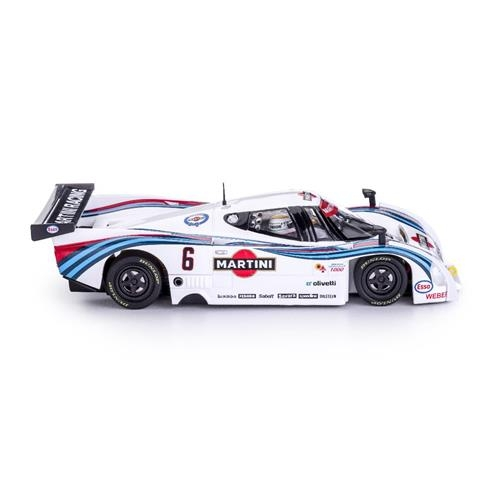 Lancia LC2 n.6 Brands Hatch 1000 Km 1984 -CA08F