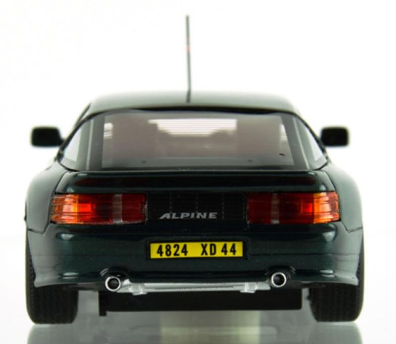 ALPINE A610 VERT MÉTAL - MAGNY-COURS -2