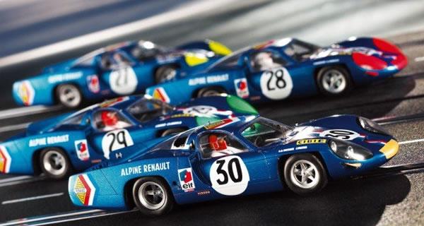 Le Mans Miniatures Alpine A220