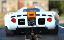 Le Mans Miniatures Mirage M1 vue arrière
