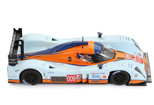 Slot it Lola Aston Martin DBR1-2 #009 24h Le Mans 2009 - CA31a-1