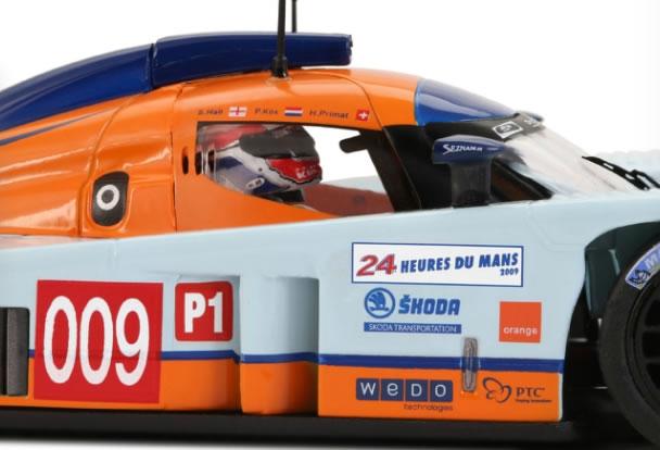 Slot it Lola Aston Martin DBR1-2 #009 24h Le Mans 2009 - CA31a-4