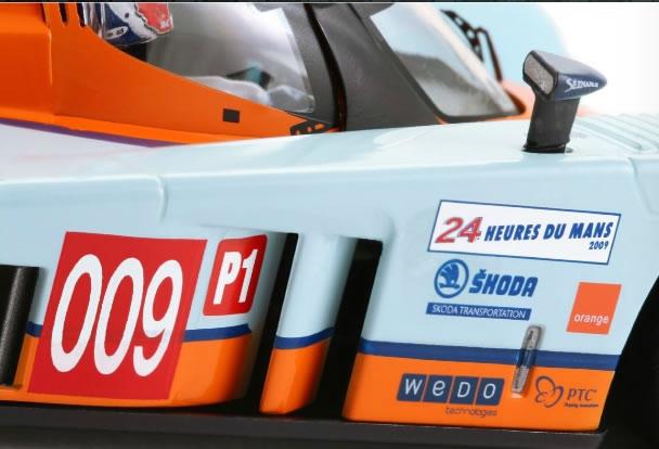 Slot it Lola Aston Martin DBR1-2 #009 24h Le Mans 2009 - CA31a-6