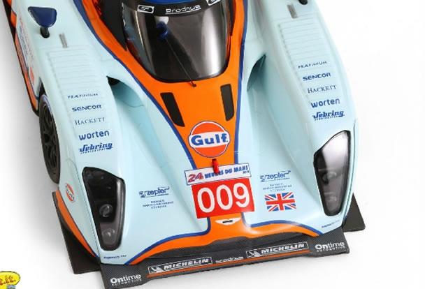 Slot it Lola Aston Martin DBR1-2 #009 24h Le Mans 2009 - CA31a-8