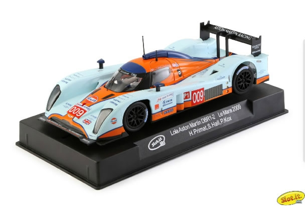 Slot it Lola Aston Martin DBR1-2 #009 24h Le Mans 2009 - CA31a
