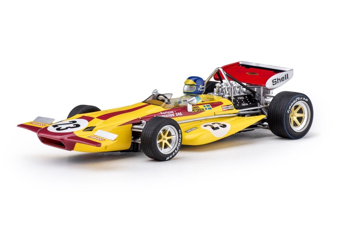March 701 - #23 Ronnie Peterson - Monaco GP 1970