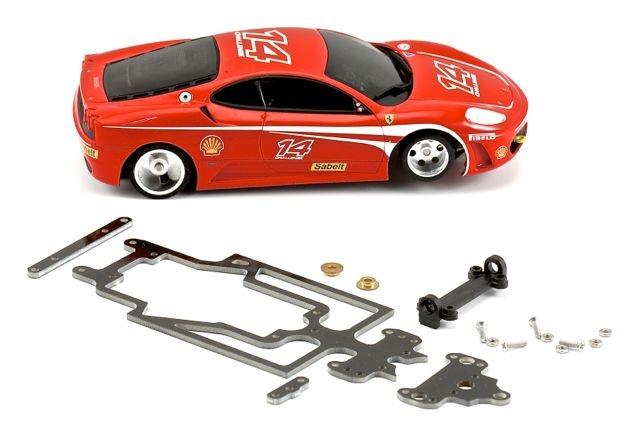 MB Slot châssis Ferrari F430