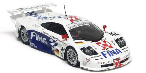 McLaren F1 GT-R Le Mans 1997 numéro 42