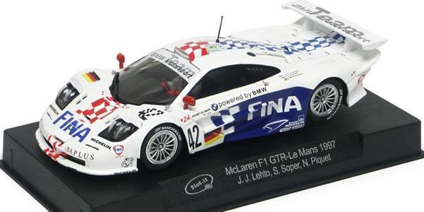 McLaren F1 GT-R Le Mans 1997 Slot it
