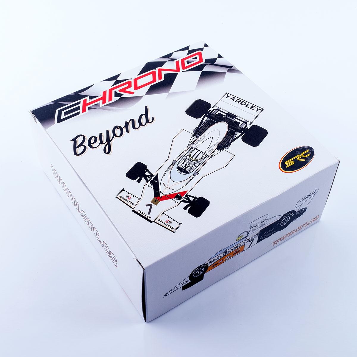 McLaren Ford M23 Chrono Beyond