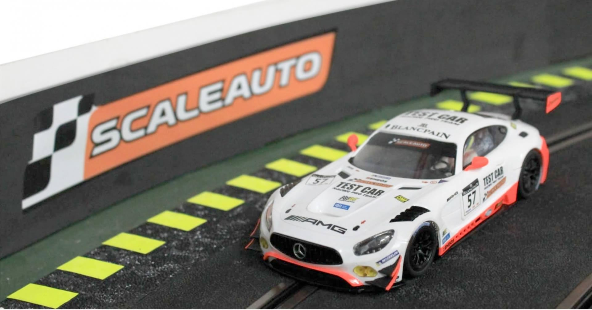 MB-A GT3 - Mercedes-AMG GT3 Scaleauto