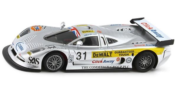 NSR 1165 - Mosler MT900R EVO3 Daytona 24h 2003 silver