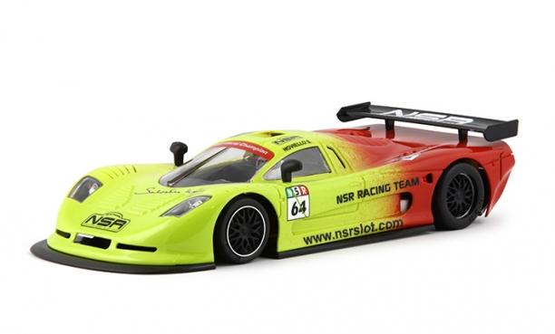 Mosler NSR TEAM RACING S. Noviello 1170AW
