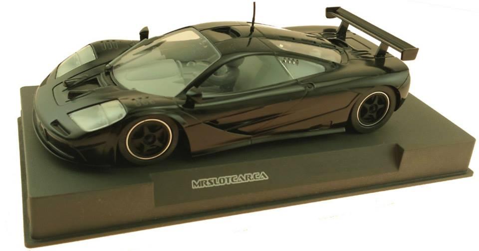 Mr Slotcar: McLaren F1 GTR
