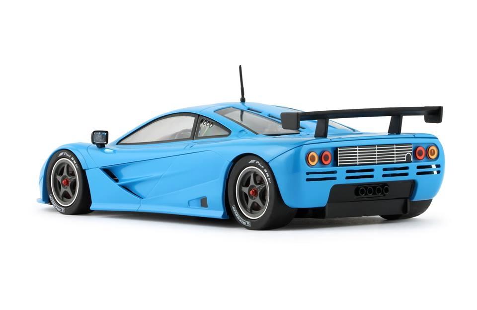 Mr Slotcar McLaren F1 GTR