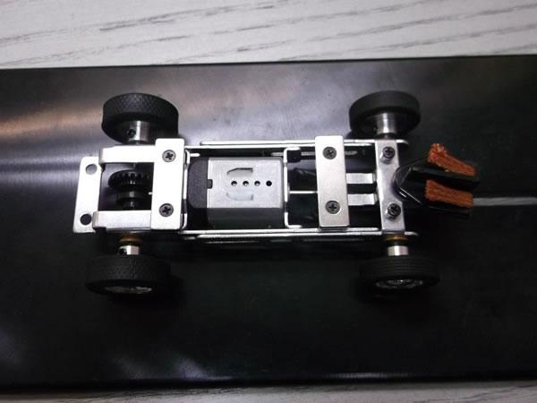 MRRC - Chassis - cage courte dessous