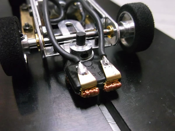 MRRC - Chassis - Guide avant tourelle