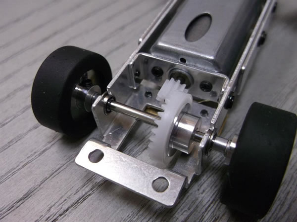 MRRC - Chassis Paliers arriere roulement a bille