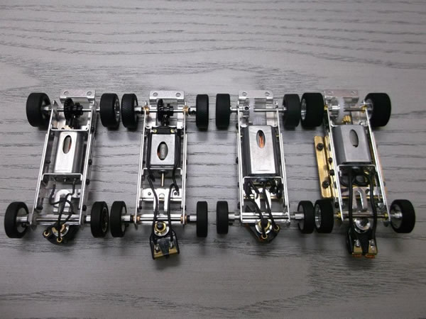 MRRC Pack chassis universel complet reglable