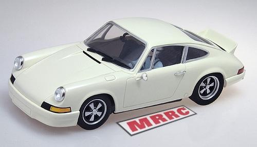 Porsche 911 MRRC Blanche