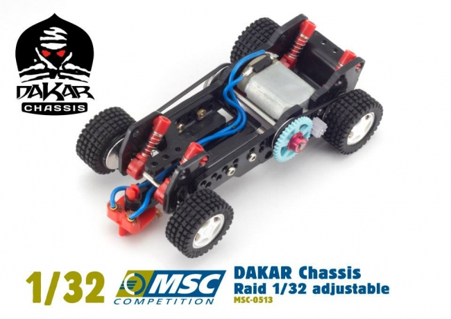 Chassis Dakar MSC Competition