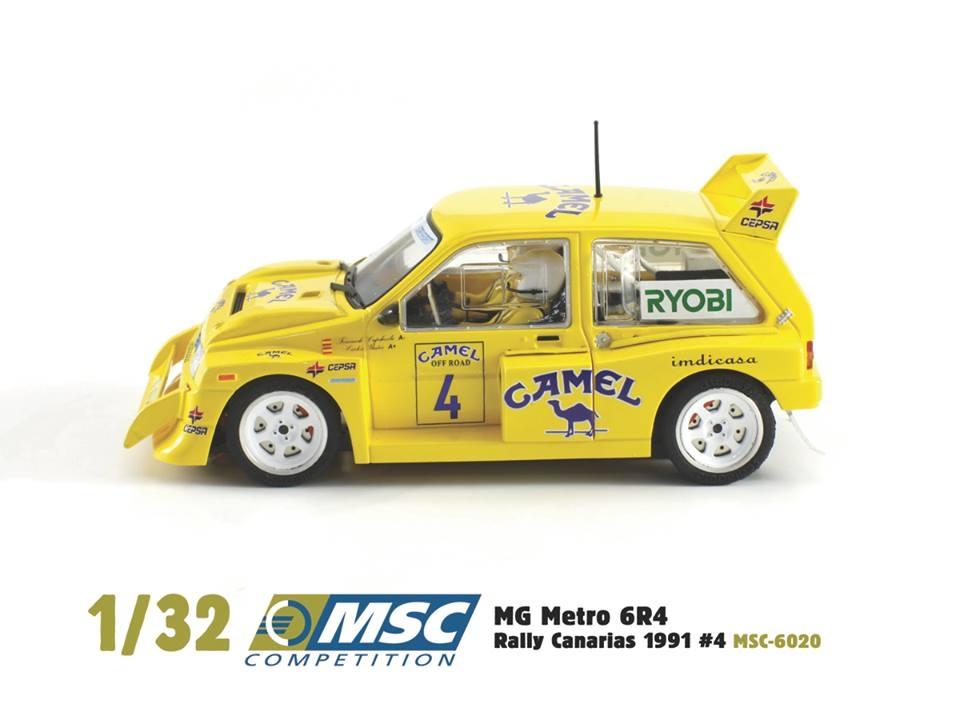 MSC-6020 MG Metro 6R4 Camel