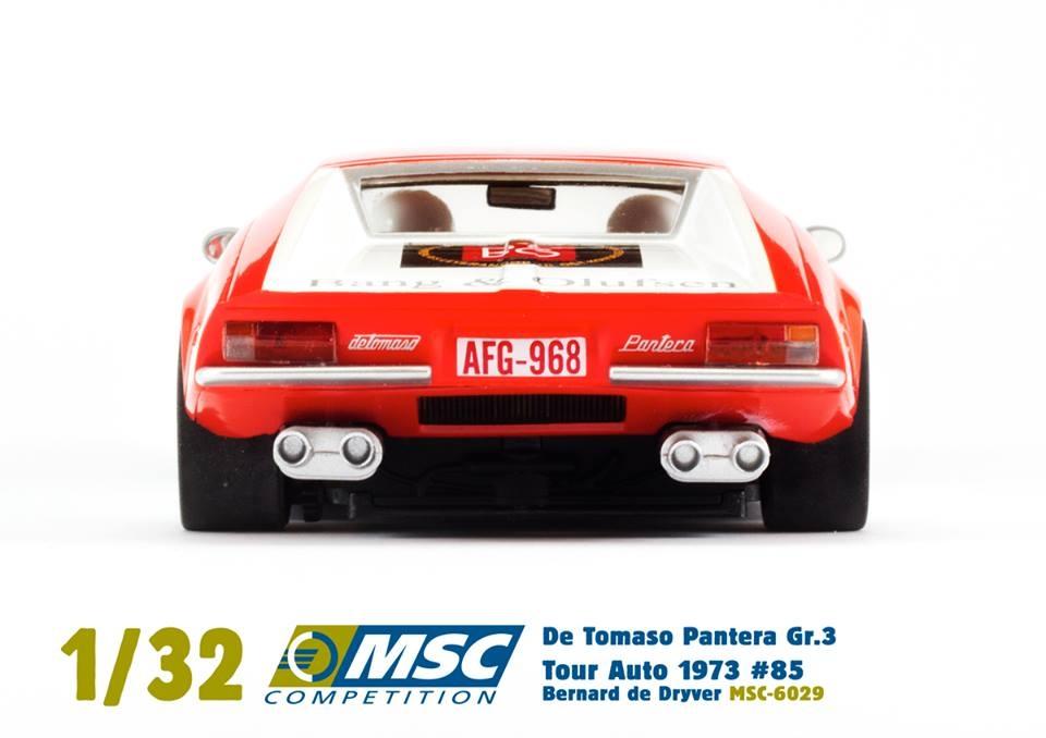 MSC SC-6029 De Tomaso Pantera Gr3 Bang & Olufsen