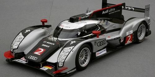 Ninco ref 50612 Audi R18 Le Mans 2011