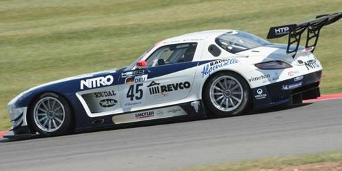 Ninco ref 50615 Mercedes SLS GT3 Nitro