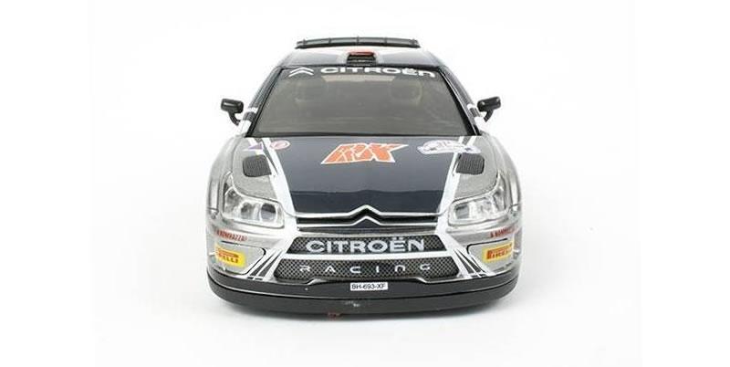 Ninco : La Citroën C4 WRC KUBICA Ultra 50658