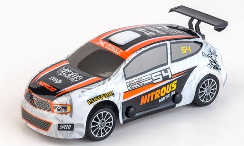 Ninco Slot cars - 50661 RX NITROUS