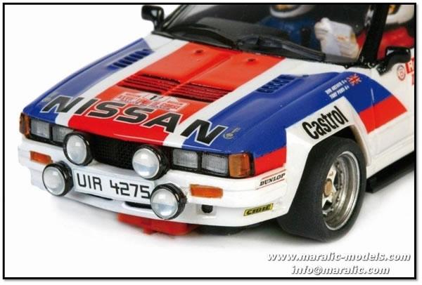 Nissan 240 RS Tour de Corse Maralic
