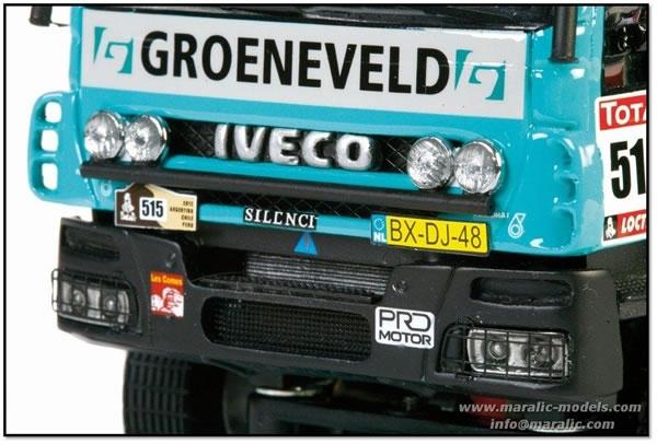 Camion IVECO Slot Dakar 2012