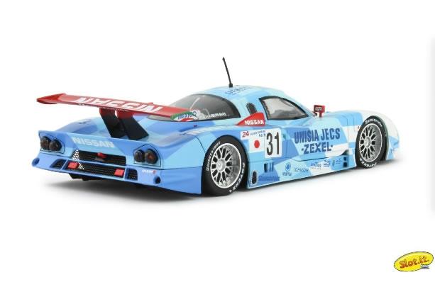 Nissan R390 GT1 (SI-CA14E)