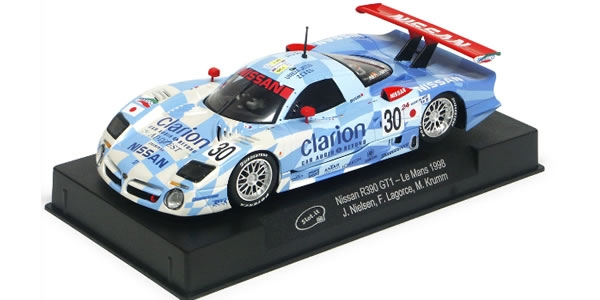 Nissan R390 GT1 Clarion SICA14C