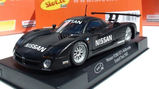 Nissan GT 390 - Sortie de boite