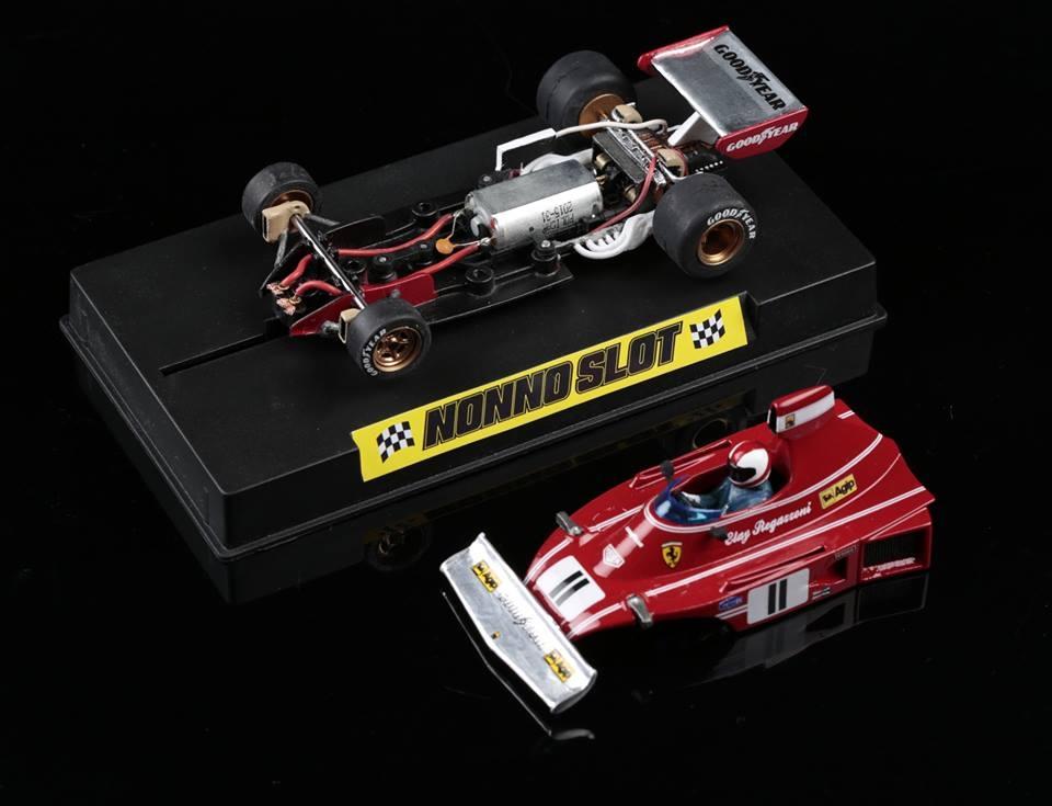 Nonno Slot: la Ferrari 312 B3 1975 de Niki Lauda