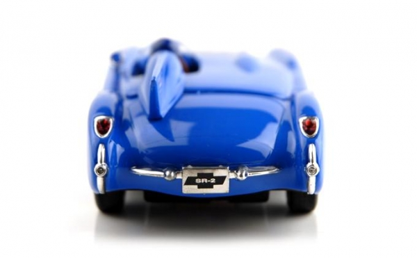 Ninco - Corvette 1956 SR2 Bleue ref 50636