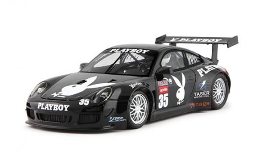 Porsche 997 GT Daytona Playboy NSR 1143 noire