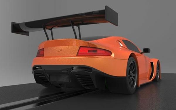 Aston Martin Vantage NSR GT3