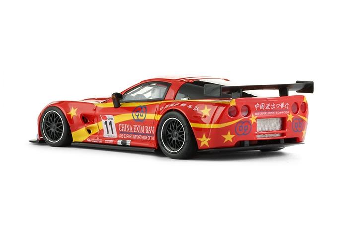 NSR Corvette C6R 1191AW