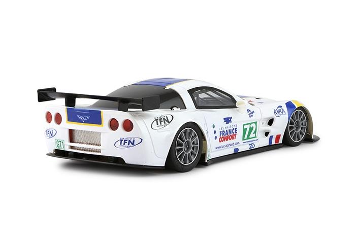 Corvette C6R Luc Alphand Aventures Le Mans Séries 2009