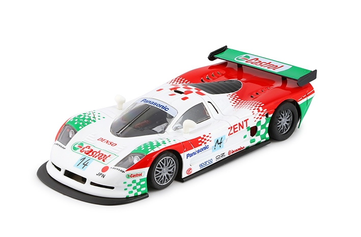 MOSLER MT900R EVO3 Team Castrol Racing #14