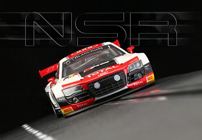 NSR: L'Audi R8 LMS Spa-Francorchamps 2014 winner #1 1186AW