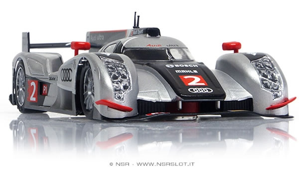 Audi R18 TDI #2 - 24h Le Mans 2011 Winner